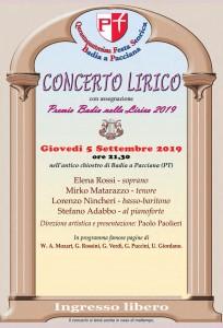 Locandina concerto_2019